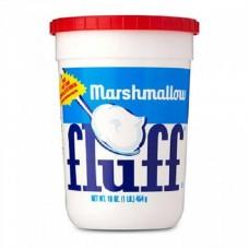 Кремовый зефир Marshmallow Fluff с ванильным вкусом, 454гр