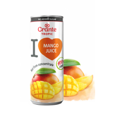 Сок Grante Tropic Mango  Juice (250 мл)